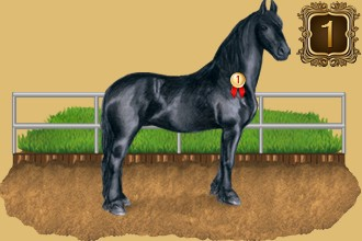 Purebred breeding rankings by golden horseshoes